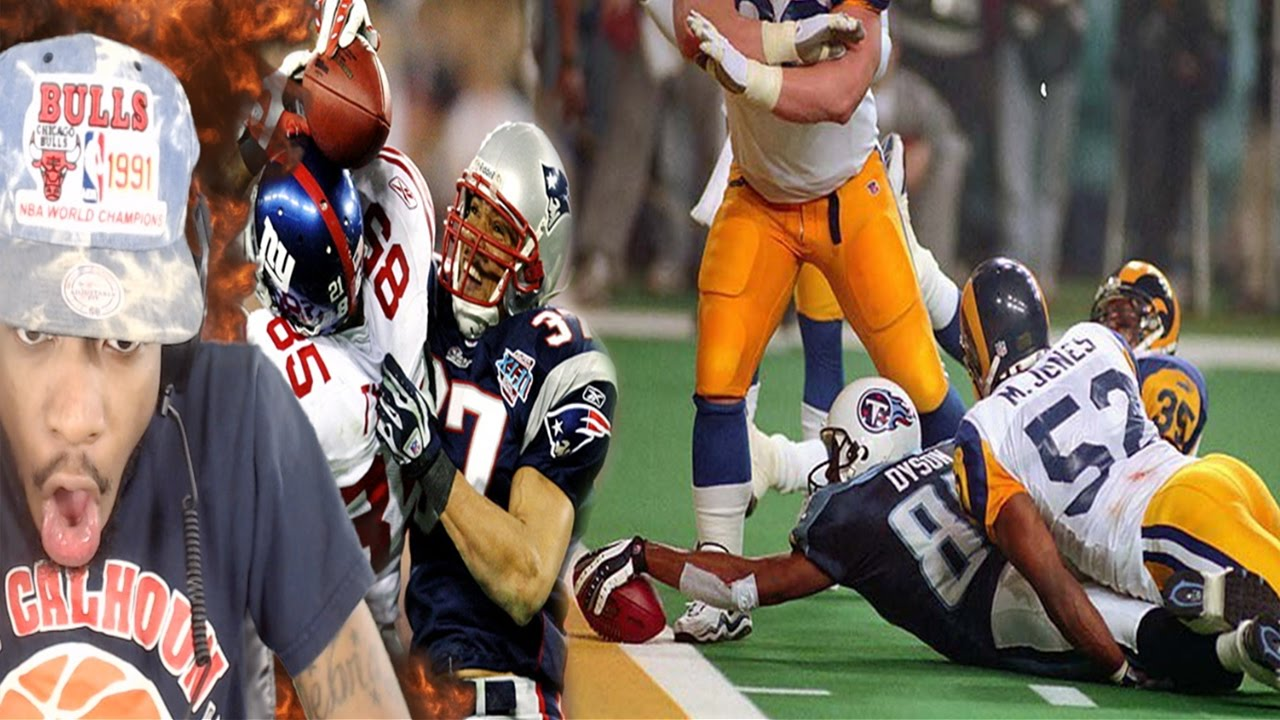 3a8458705 IMPOSSIBLE 100 YARD INTERCEPTION! TOP 10 SUPER BOWL PLAYS OF ALL ...