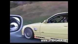 BMW M3 Turbo E36 Vs Supra