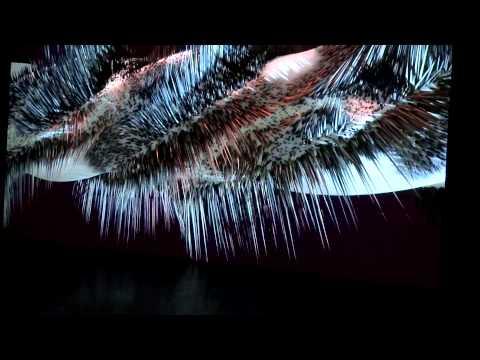 Quayola & Sinigaglia with music by Mira Calix