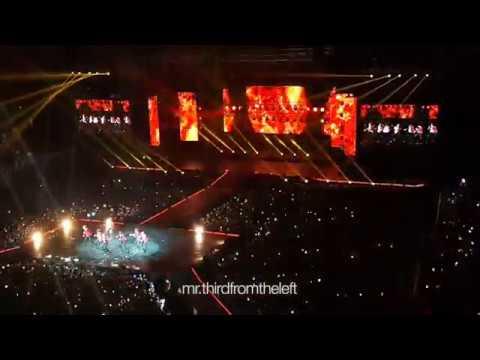 170526 불타오르네 FIRE - BTS Wing Tour Sydney [AMAZING FANCHANT]