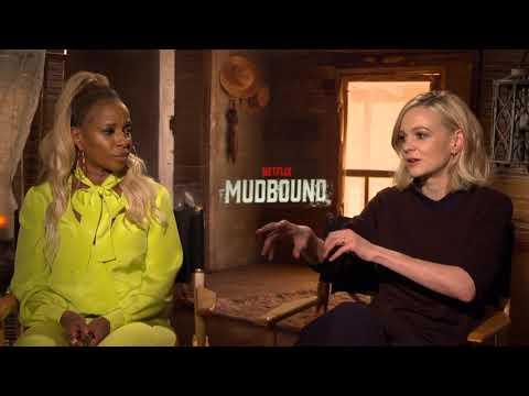 "Mudbound     Mary J. Blige ""Florence Jackson"" & Carey Mulligan ""Laura McAllan""     SocialNews.XYZ"
