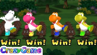 Mario Party 9 Step It Up #75 (Free for All Minigames)