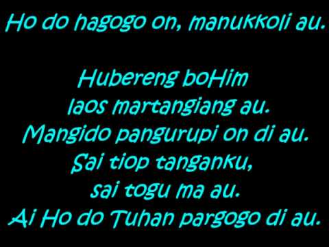 Hodo Tuhan Lyrics