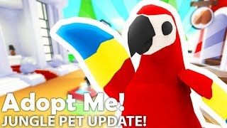 Roblox Adottarmi NUOVO JUNGLE PET UPDATE!