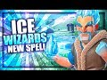 Clash Royale Ice Wizard Story The Ice Wizard S New Spell The Snowball Origin Story 2018 mp3