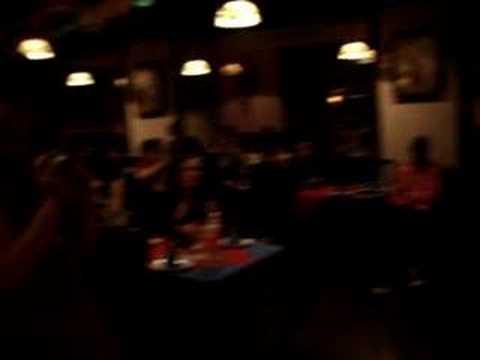 llinos sing song in shanghai