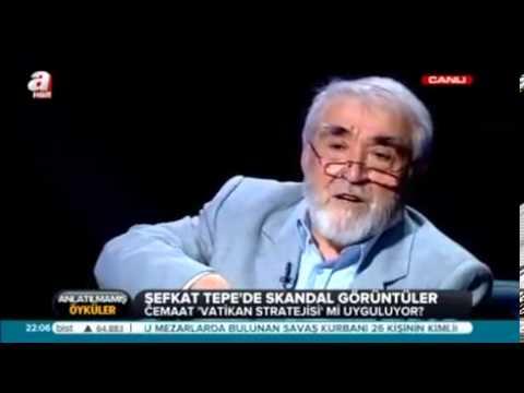 Gülen Cemaati Gerçeği! Türkiye'yi Hıristiyanlaştırmak-İlahiyatçı Ahmet Tekin Hoca,aHaber.