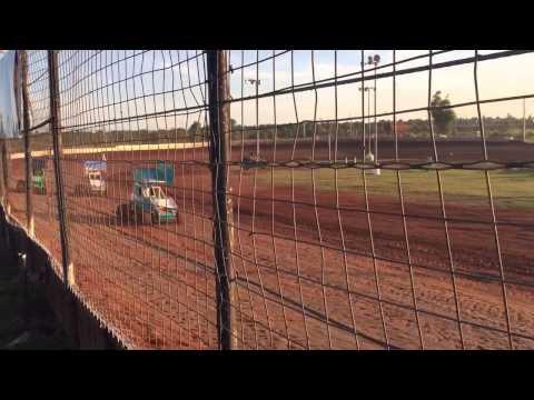 Ron Richardson - Heat Race I-44 Speedway Oklahoma City, Ok