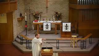 Traditional Worship ~ Sunday, November 1, 2020 ~ All Saints Sunday
