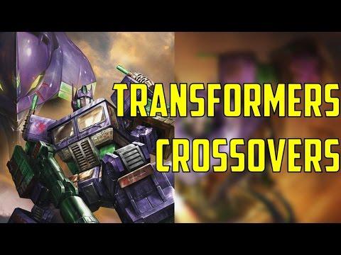 Transformers Crossovers - Diamond Bolt
