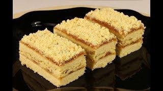 Незабываемый Вкус Детства! Потрясающе Вкусные Песочные Пирожные