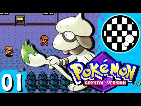 6 Smeargle Challenge: Pokemon Crystal | PART 1