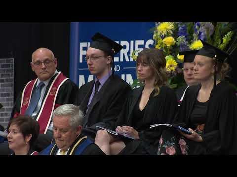 Marine Institute - Graduation 2018