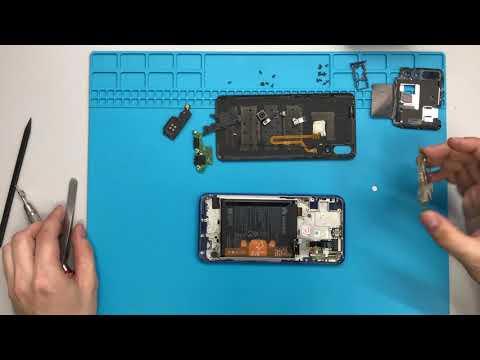 Разбор Huawei P Smart Z / Huawei P Smart Z Teardown