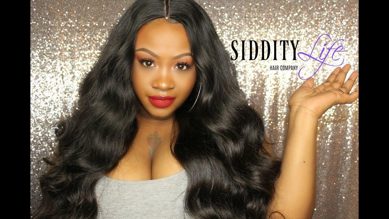 siddity life raw indian natural wavy hair youtube