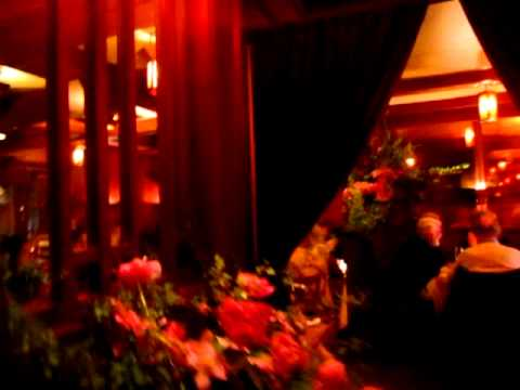 Tourist Berkeley - Chez Panisse 01