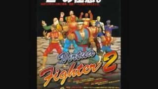 Virtua Fighter 2 OST Dream Emperor of God MT (Theme of Shun)