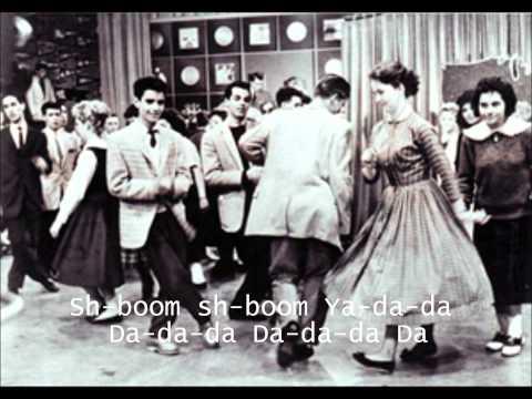 The Crewcuts- Sh-Boom (lyrics)