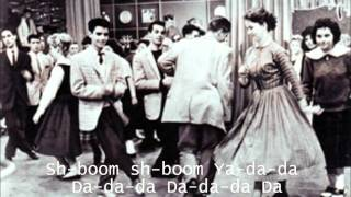 The Crewcuts- Sh-Boom (lyrics)