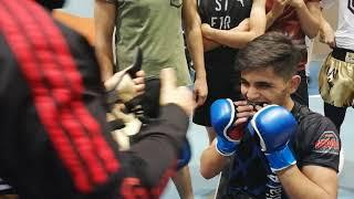Muhammed fatih sarıışık genç erkekler 60kg MMA full