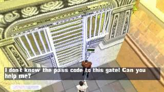 Star Wars: The Phantom Menace Level 4 - Gardens of Theed