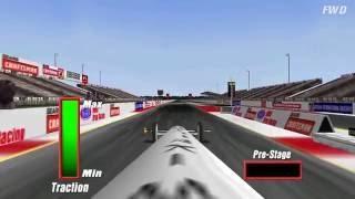 NHRA Drag Racing 2 (2002) - 1080p60
