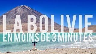 Visiter la Bolivie en 3 minutes