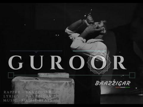 GUROOR - BAAZZIGAR | Official Music Video | Richie Beats| Latest Rap Songs 2018