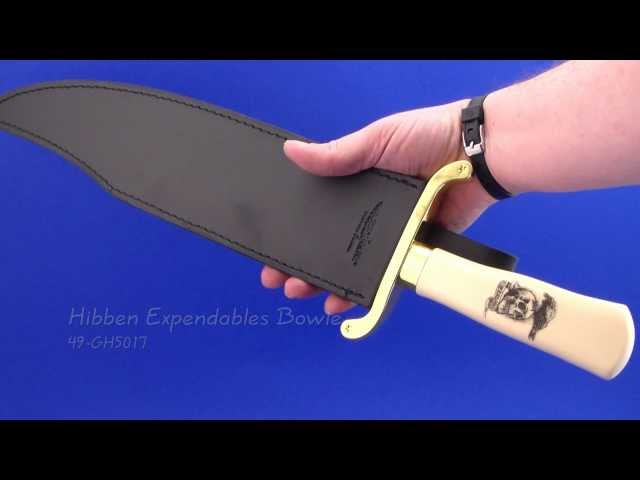 Gil Hibben Expendables Bowie - www.pizzini.at