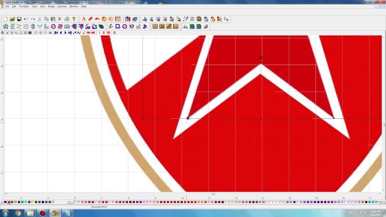 Tajima Dgml By Pulse Edition X2 Maestros - comefreedom