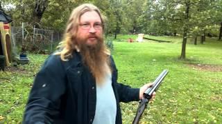 12 gauge coach gun vs slugs
