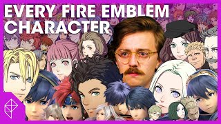 How to tell apart all 596 Fire Emblem characters | Unraveled