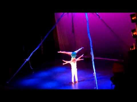 Roger May Circus Demo Reel