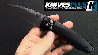 benchmade 490 arcane assisted opening knife walk around knives plus