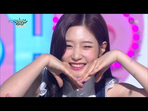 뮤직뱅크 Music Bank - 나랑 사귈래 - 다이아 (Will you go out with me - DIA).20170421