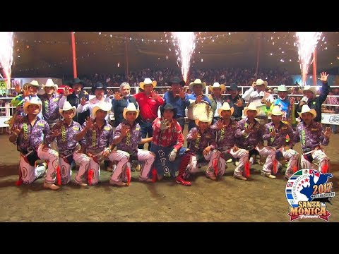 ¡¡TERCERA ELIMINATORIA!! TERCER CICUITO RANCHO SANTA MONICA En Sta Maria Ocuilan Edo De Mex 2017
