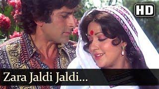 Zara Jaldi Jaldi...Mushkil Se (HD) - Aap Beati Song - Hema Malini, Shashi Kapoor - Bollywood Songs