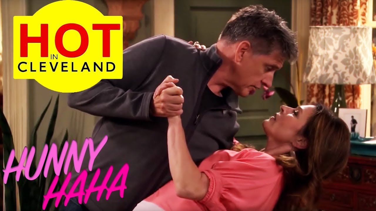 Download Hot In Cleveland Compilation #4   Full Episodes   Hunnyhaha
