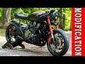 Honda CB750 Modified Nighthawk || OTOMODIEF TV