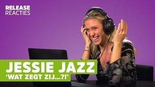 Jessie Jazz over Famke Louise: 'Ik heb geen idee wat ze nou zingt?'   Release Reacties