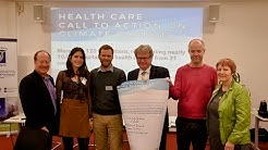Health Care Worldwide Calls for Action on Climate Change