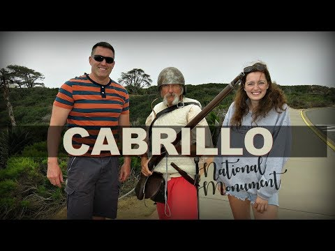 Cabrillo National Monument - Good Times In San Diego!