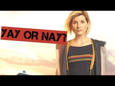 JODIE WHITTAKER IS THE 13th DOCTOR: YAY OR NAY?