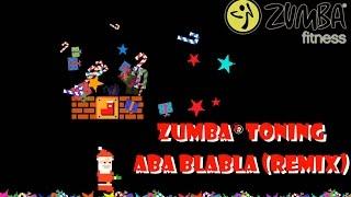 Zumba® Toning with Kathy P - ABA Blabla (remix) [HD]