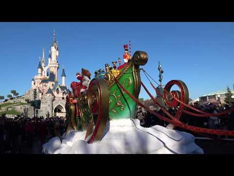 A Magical Christmas 2016 at Disneyland Paris