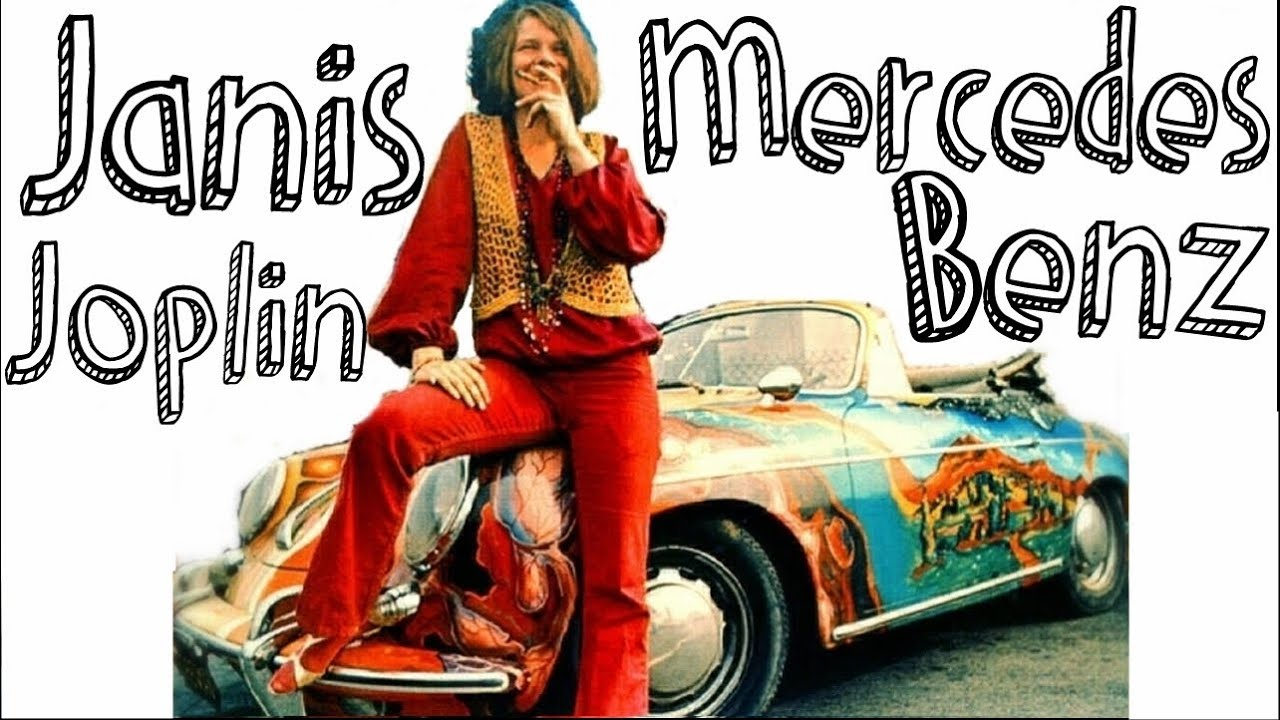 mercedes benz janis joplin legendado em ingl s e portugu s. Cars Review. Best American Auto & Cars Review