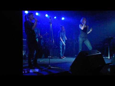 Elemental - Crveno (live at Novi Sad, club Quarter 7.12.2013.)