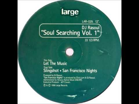 DJ Rasoul - Let The Music