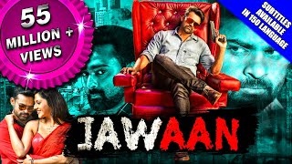 Jawaan (2018) New Released Hindi Dubbed Full Movie | Sai Dharam Tej, Mehreen Pirzada, Prasanna thumbnail