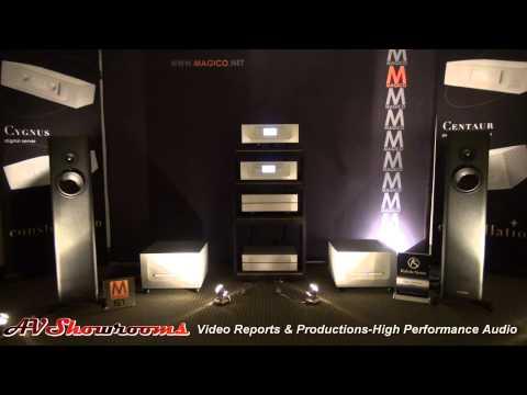 Constellation Audio and Magico S1